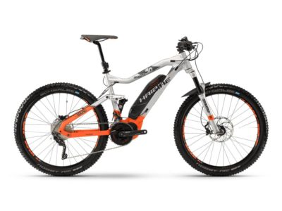 Электровелосипед - Haibike (2018) SDURO FullSeven 8.0 500Wh 20s XT