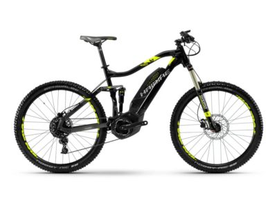 Электровелосипед - Haibike (2018) SDURO FullSeven LT 4.0 400Wh 11s NX