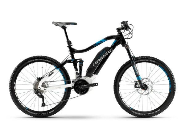 Электровелосипед - Haibike (2018) SDURO FullSeven LT 5.0 500Wh 20s Deore
