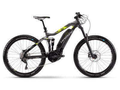 Электровелосипед - Haibike (2018) SDURO FullSeven LT 6.0 500Wh 20s XT