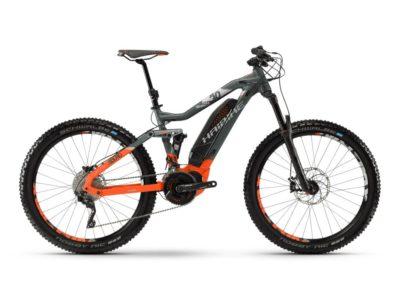 Электровелосипед - Haibike (2018) SDURO FullSeven LT 8.0 500Wh 20s XT