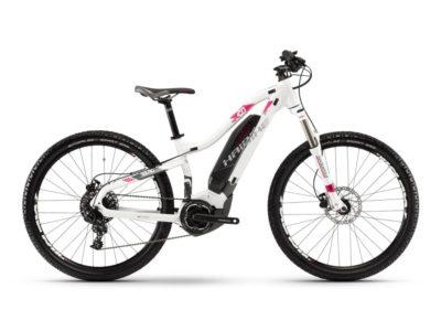 Электровелосипед - Haibike (2018) SDURO HardLife 2.0 400Wh 11s NX
