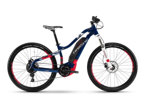 Электровелосипед - Haibike (2018) SDURO HardLife 3.0 500Wh 11s NX