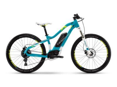 Электровелосипед - Haibike (2018) SDURO HardLife 4.0 500Wh 11s NX