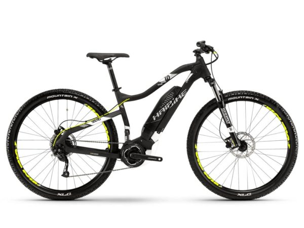 Электровелосипед - Haibike (2018) SDURO HardNine 1.0 400Wh 9s Altus