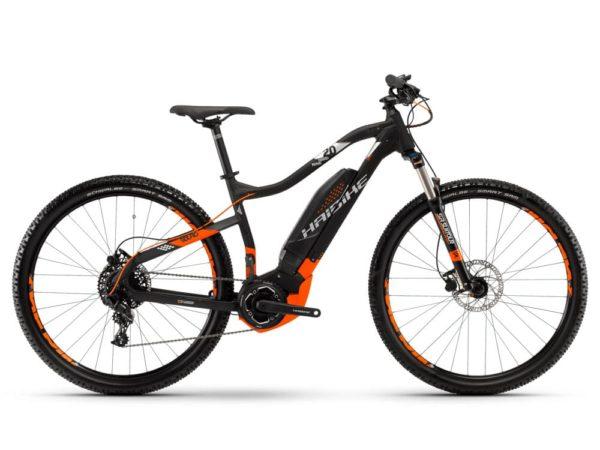 Электровелосипед - Haibike (2018) SDURO HardNine 2.0 400Wh 11s NX