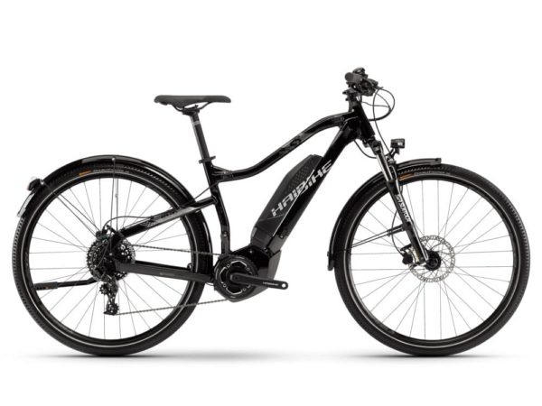 Электровелосипед - Haibike (2018) SDURO HardNine 2.5 Street 400Wh 11s NX