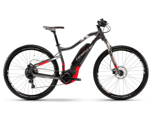 Электровелосипед - Haibike (2018) SDURO HardNine 3.0 500Wh 11s NX