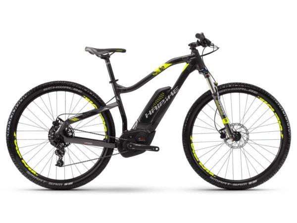 Электровелосипед - Haibike (2018) SDURO HardNine 4.0 500Wh 11s NX