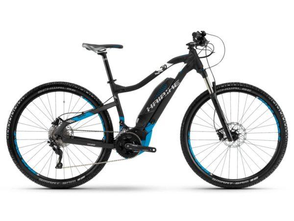 Электровелосипед - Haibike (2018) SDURO HardNine 5.0 500Wh 20s Deore
