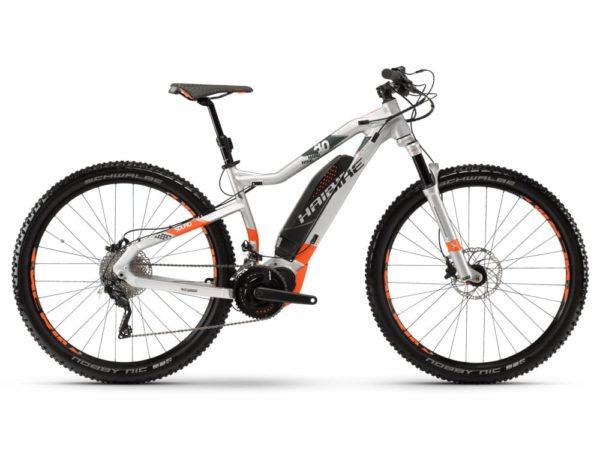 Электровелосипед - Haibike (2018) SDURO HardNine 8.0 500Wh 20s XT