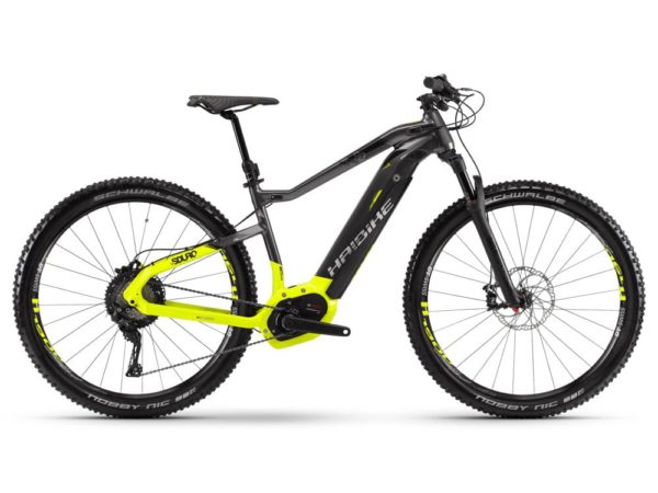 Электровелосипед - Haibike (2018) SDURO HardNine 9.0 500Wh 11s XT
