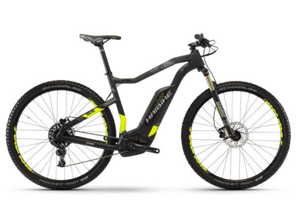 Электровелосипед - Haibike (2018) SDURO HardNine Carbon 8.0 500Wh 11s NX