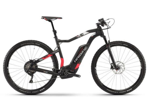Электровелосипед - Haibike (2018) SDURO HardNine Carbon 9.0 500Wh 11s XT