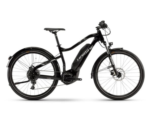 Электровелосипед - Haibike (2018) SDURO HardSeven 2.5 Street 400Wh 11s NX