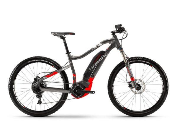 Электровелосипед - Haibike (2018) SDURO HardSeven 3.0 500Wh 11s NX