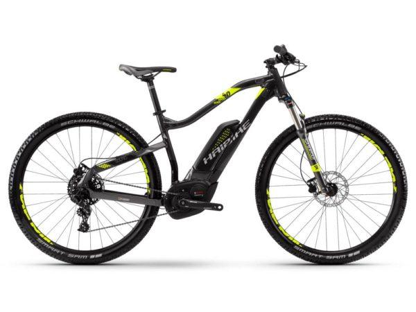Электровелосипед - Haibike (2018) SDURO HardSeven 4.0 500Wh 11s NX