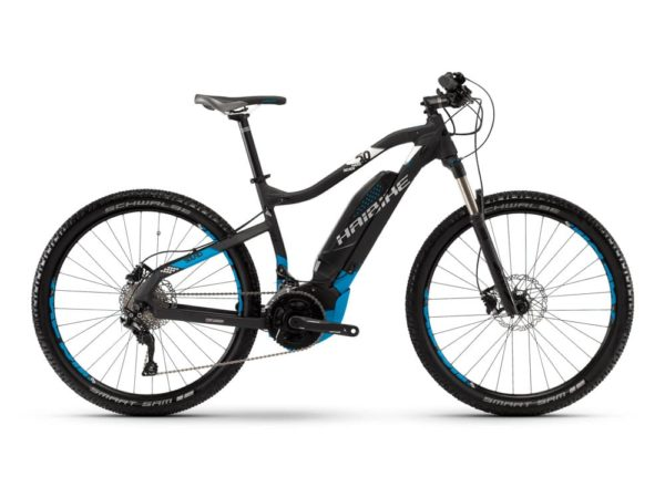 Электровелосипед - Haibike (2018) SDURO HardSeven 5.0 500Wh 20s Deore