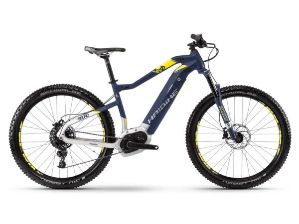Электровелосипед - Haibike (2018) SDURO HardSeven 7.0 500Wh 11s NX