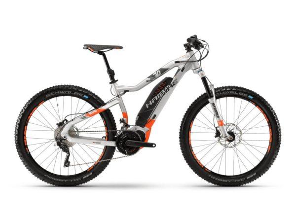Электровелосипед - Haibike (2018) SDURO HardSeven 8.0 500Wh 20s XT