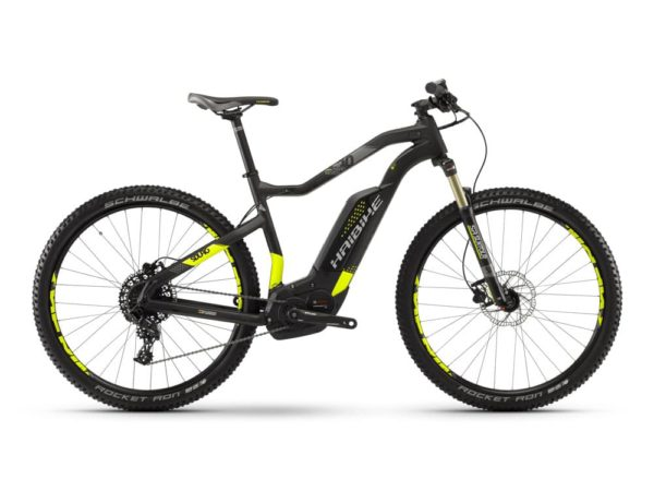 Электровелосипед - Haibike (2018) SDURO HardSeven Carbon 8.0 500Wh 11s NX