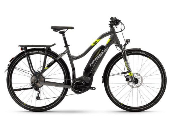 Электровелосипед - Haibike (2018) SDURO Trekking 4.0 Da 400Wh 10s Deore