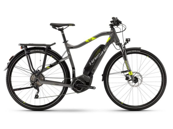 Электровелосипед - Haibike (2018) SDURO Trekking 4.0 He 400Wh 10s Deore