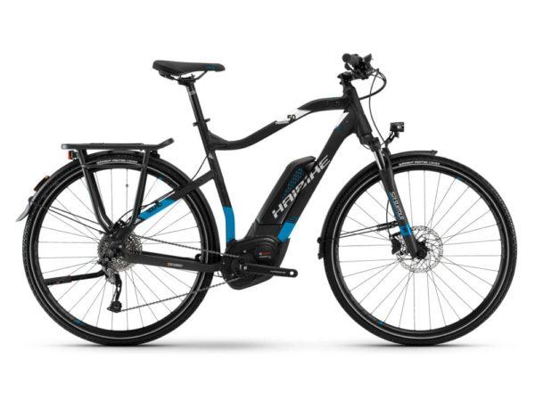 Электровелосипед - Haibike (2018) SDURO Trekking 5.0 He 500Wh 9s Alivio