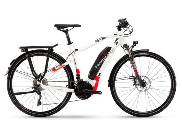 Электровелосипед - Haibike (2018) SDURO Trekking 6.0 men 500Wh 20s XT