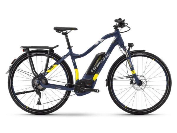 Электровелосипед - Haibike (2018) SDURO Trekking 7.0 women 500Wh 11s XT