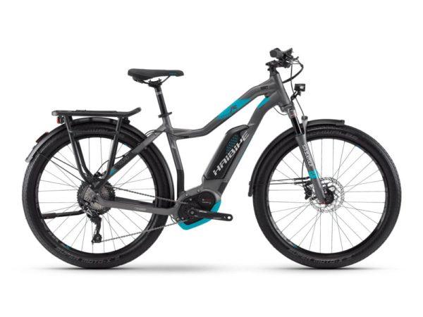 Электровелосипед - Haibike (2018) SDURO Trekking 7.5 women 500Wh 11s SLX