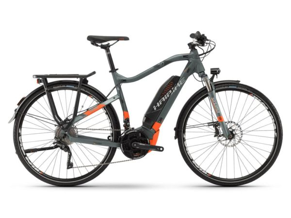 Электровелосипед - Haibike (2018) SDURO Trekking 8.0 men 500Wh 20s XT