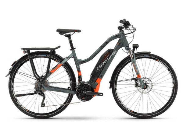 Электровелосипед - Haibike (2018) SDURO Trekking 8.0 women 500Wh 20s XT