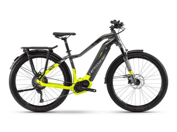 Электровелосипед - Haibike (2018) SDURO Trekking 9.0 women 500Wh 11s XT
