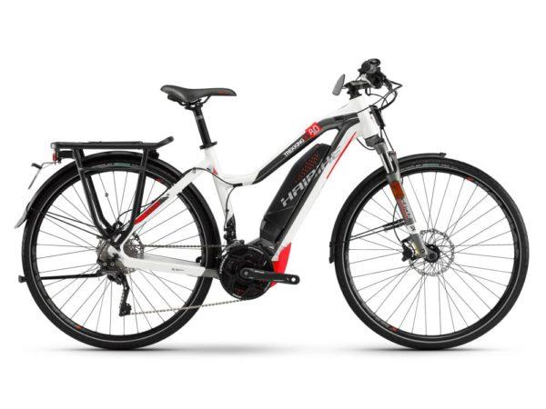 Электровелосипед - Haibike (2018) SDURO Trekking S Da 8.0 500Wh 20s XT