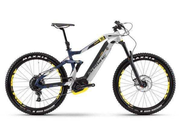 Электровелосипед - Haibike (2018) XDURO AllMtn 7.0 500Wh 11s NX