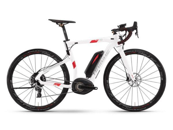 Электровелосипед - Haibike (2018) XDURO Race S 6.0 500Wh 11s Rival