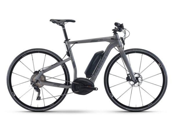 Электровелосипед - Haibike (2018) XDURO Urban 4.0 500Wh 11s XT