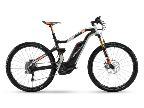 Электровелосипед - Haibike (2018) Xduro FullSeven Car. 10.0 500Wh 11s XTR