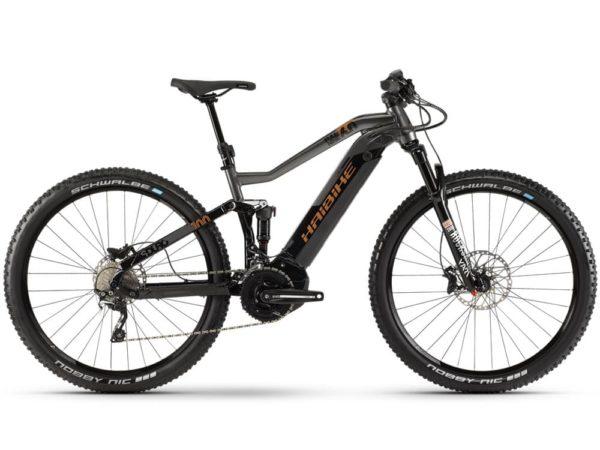 Электровелосипед - Haibike (2019) Sduro FullNine 6.0