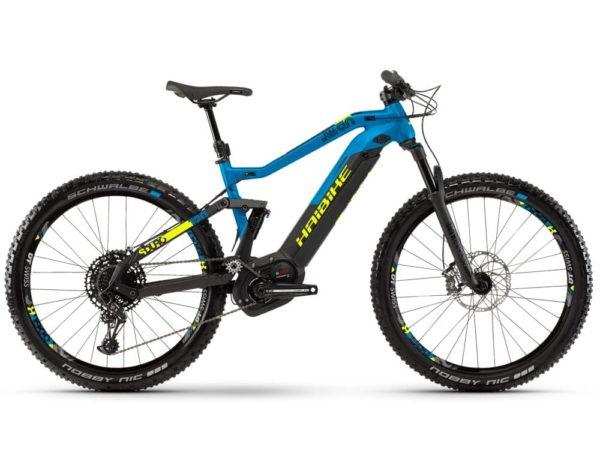 Электровелосипед - Haibike (2019) Sduro FullSeven 9.0