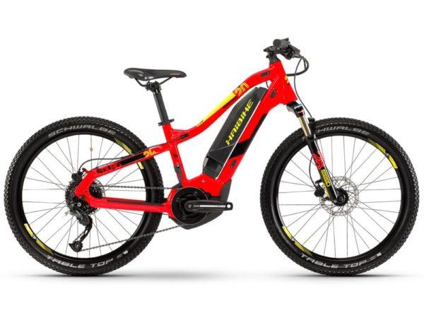 Электровелосипед - Haibike (2019) Sduro HardFour 2.0