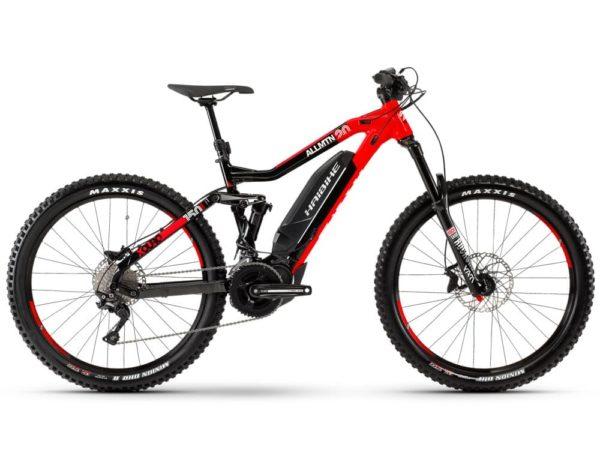 Электровелосипед - Haibike (2019) Xduro AllMtn 2.0