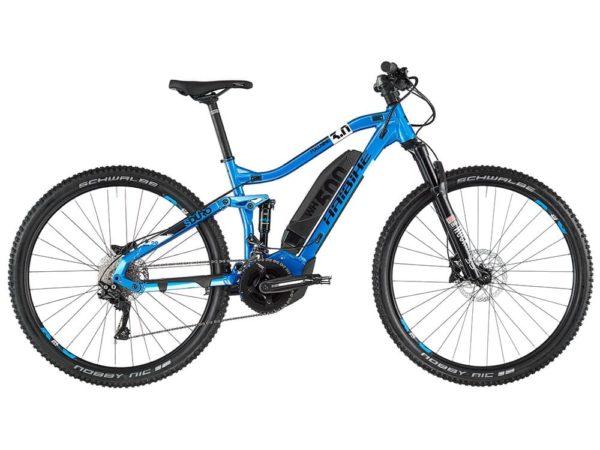 Электровелосипед - Haibike (2020) Sduro FullNine 3.0