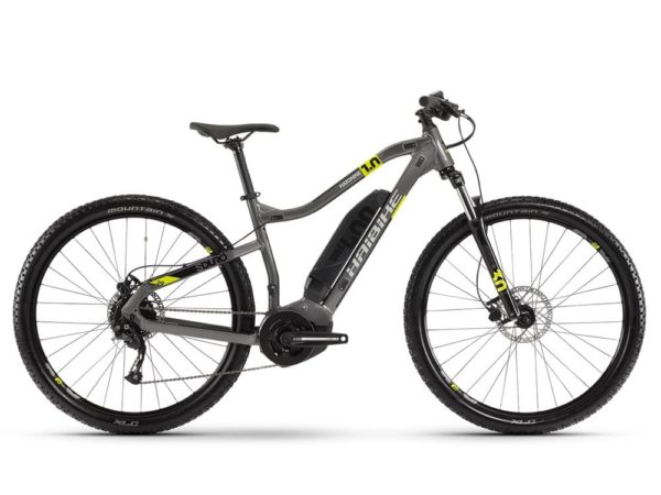 Электровелосипед - Haibike (2020) Sduro HardNine 1.0