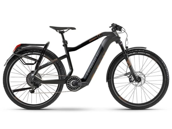 Электровелосипед - Haibike (2020) Xduro Adventr 6.0