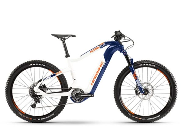 Электровелосипед - Haibike (2020) Xduro AllTrail 5.0