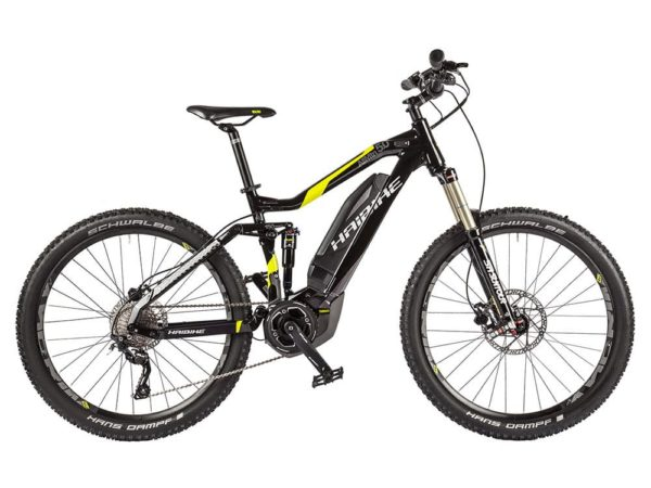 Электровелосипед - Haibike SDURO Allmtn 5.0