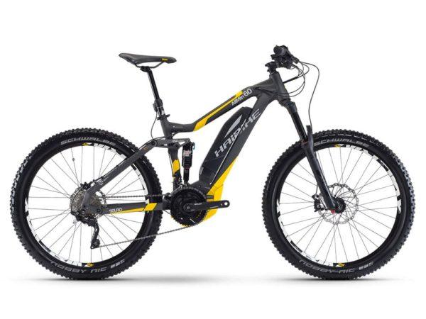 Электровелосипед - Haibike SDURO Allmtn 6.0