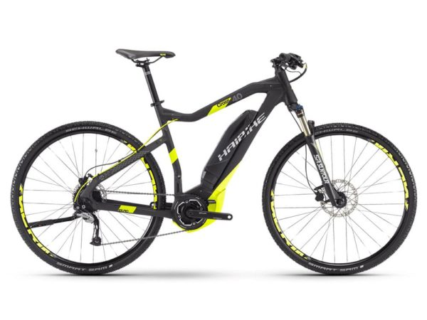Электровелосипед - Haibike SDURO Cross 4.0 men